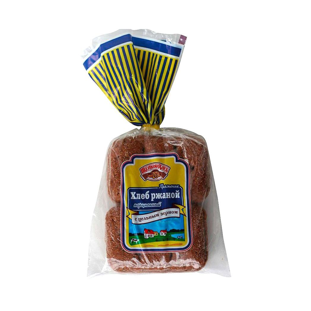 Хлеб Пряженик с цельным зерном 240
