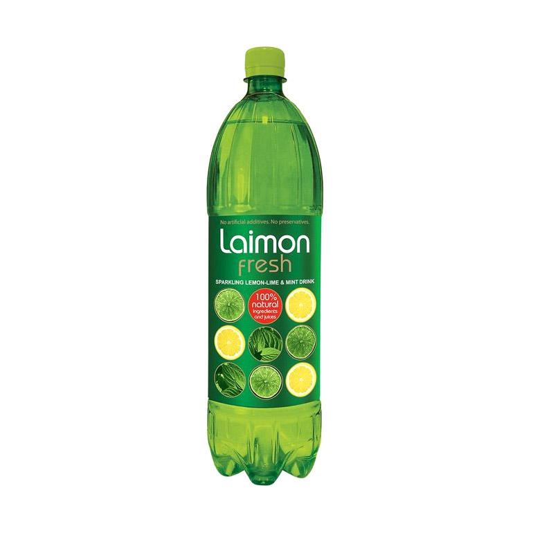 Напиток газированный Laimon Fresh 1,5 л напиток газированный laimon fresh 1 5 л