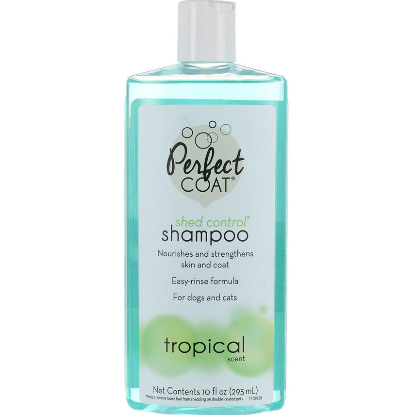 Шампунь для животных 8 in 1 Perfect Coat Shed Control & Hairball Shampoo 295 мл фото