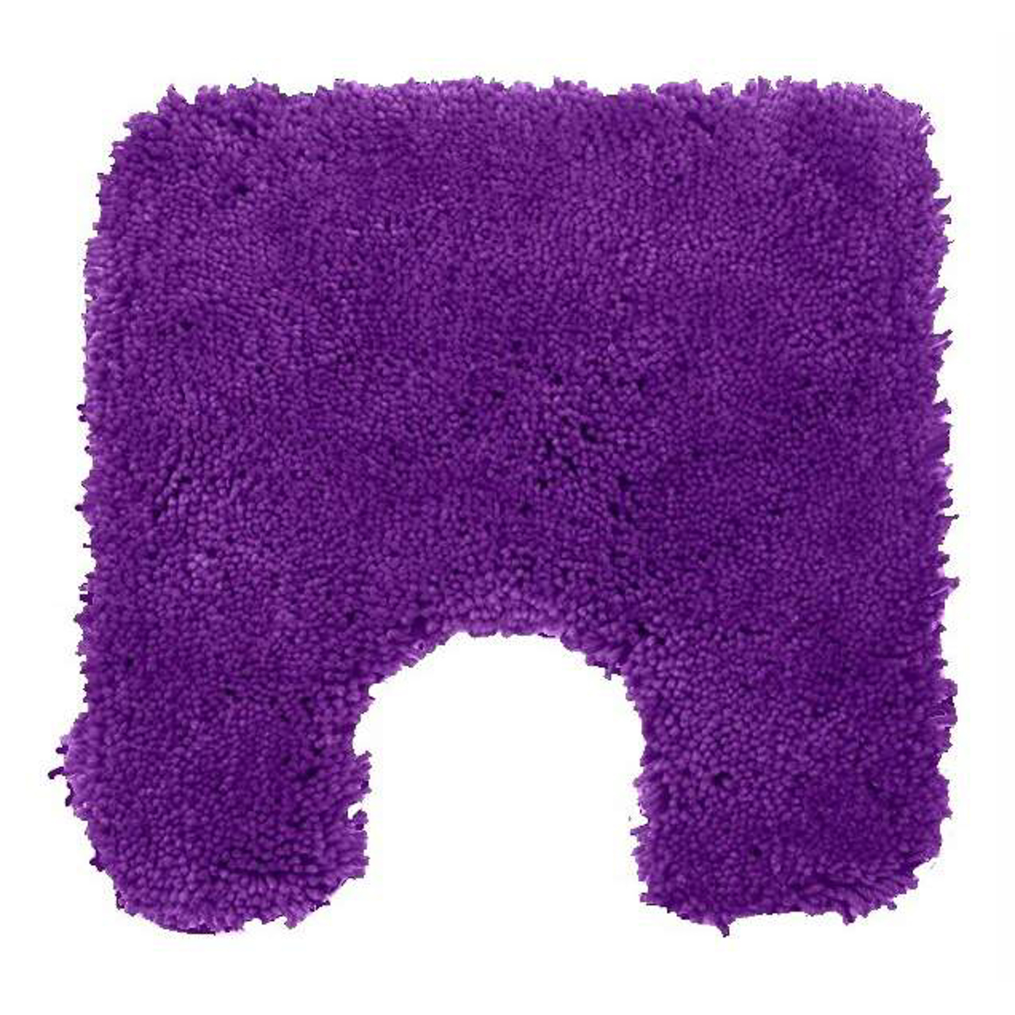 Коврик для ванны Spirella Highland фиолетовый 55х55 см