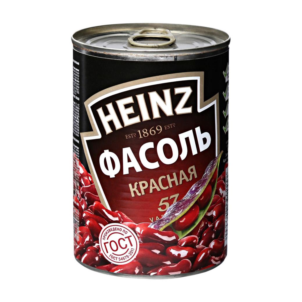 Фасоль красная Heinz 400 г.