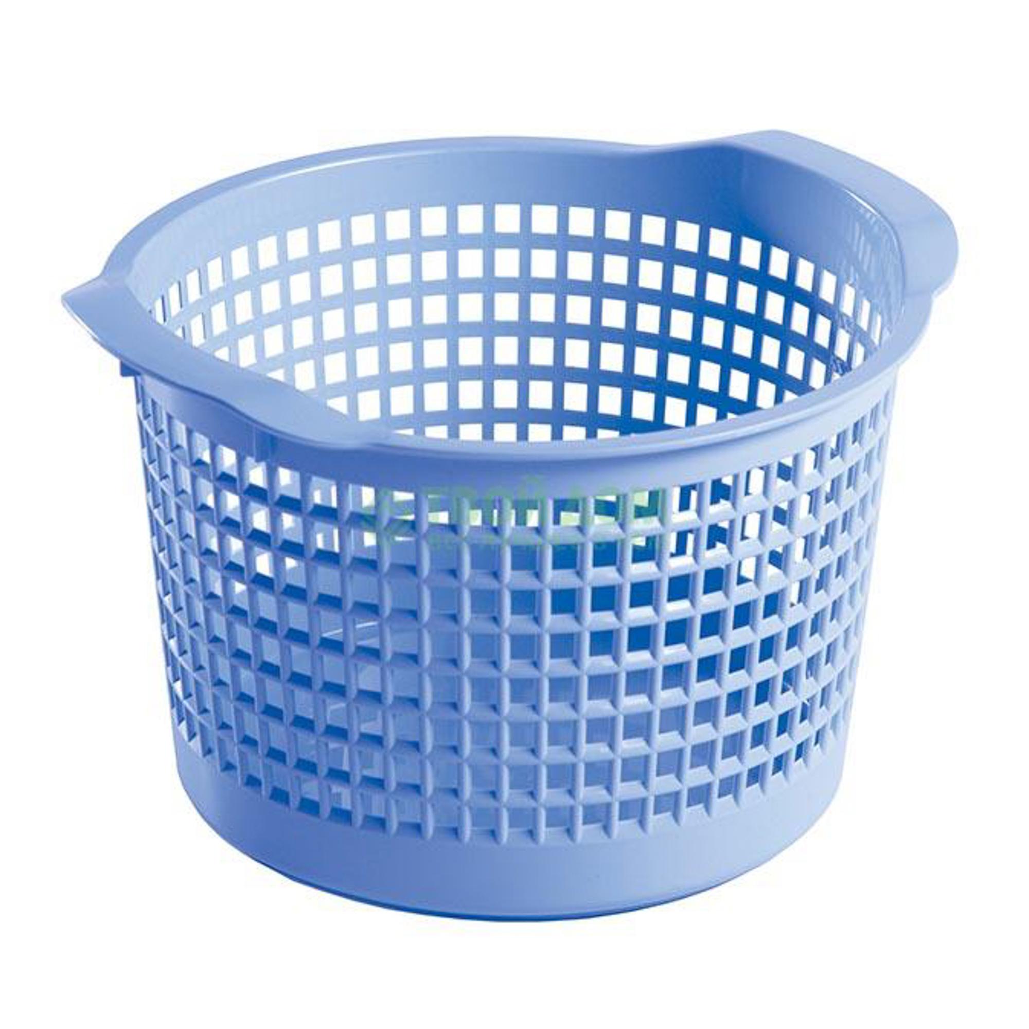 корзина для мусора бытпласт 10л диаметр 256 мм высота 280 мм Корзина Бытпласт универсальная d187 h115 мм Голубой (4312242)