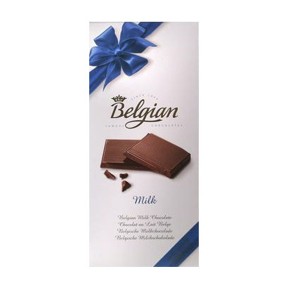 Фото - Шоколад The Belgian молочный 100 г шоколад молочный icam 100 г