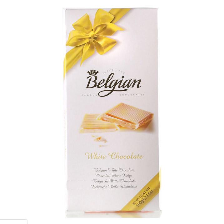 шоколад the belgian горький 72% 100 г Шоколад The Belgian белый 100 г