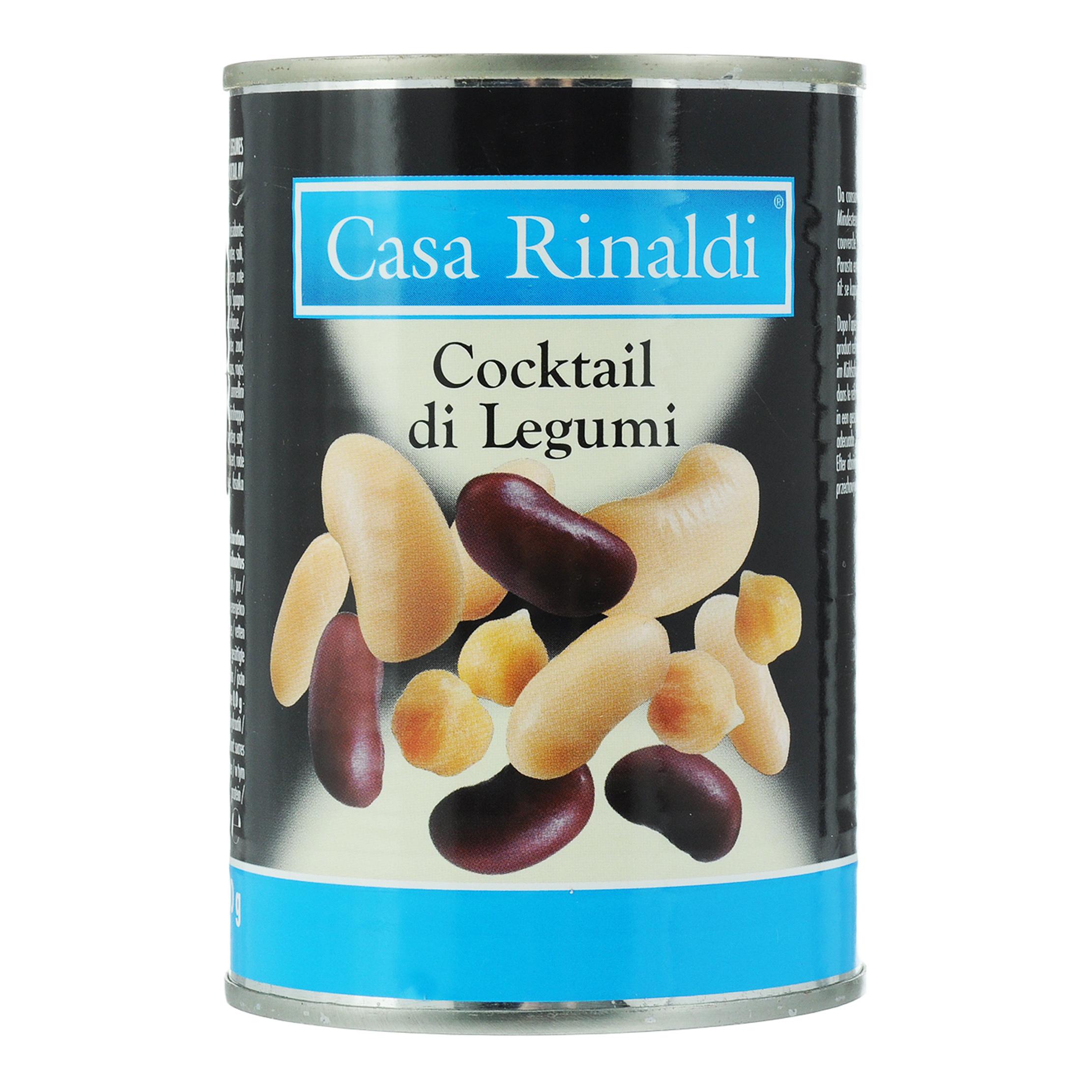 Смесь бобовых Casa Rinaldi 400 г casa rinaldi нуга торроне limoncello 100 г