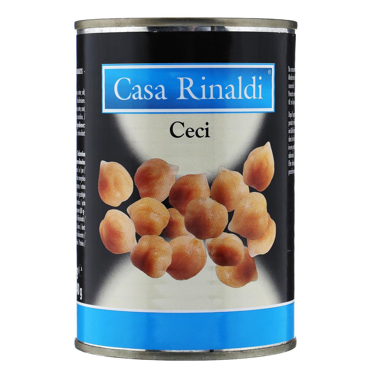Горох нут Casa Rinaldi Чечи 400 г