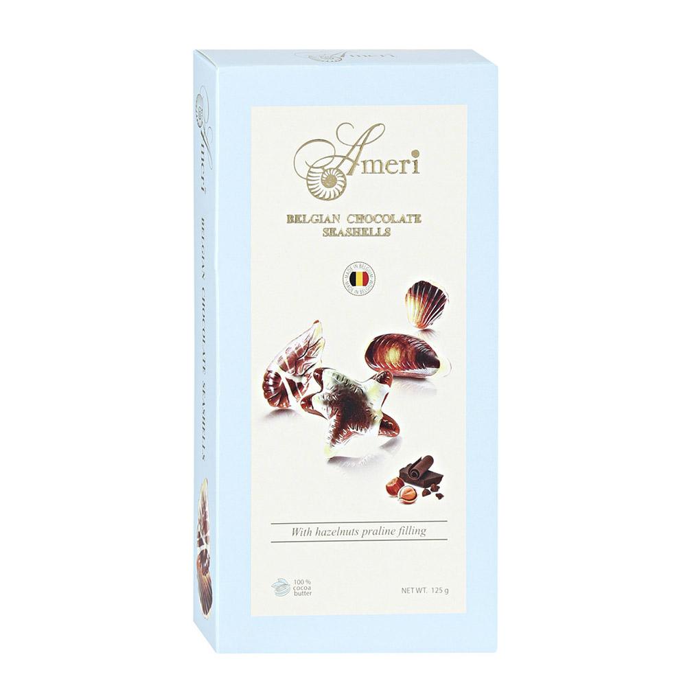 Конфеты Ameri шоколадные с начинкой пралине 125 г