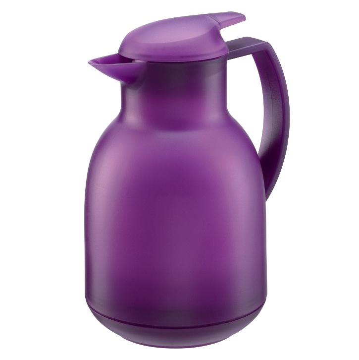 Чайник термос Leifheit bolero 1 л фиол (28344)