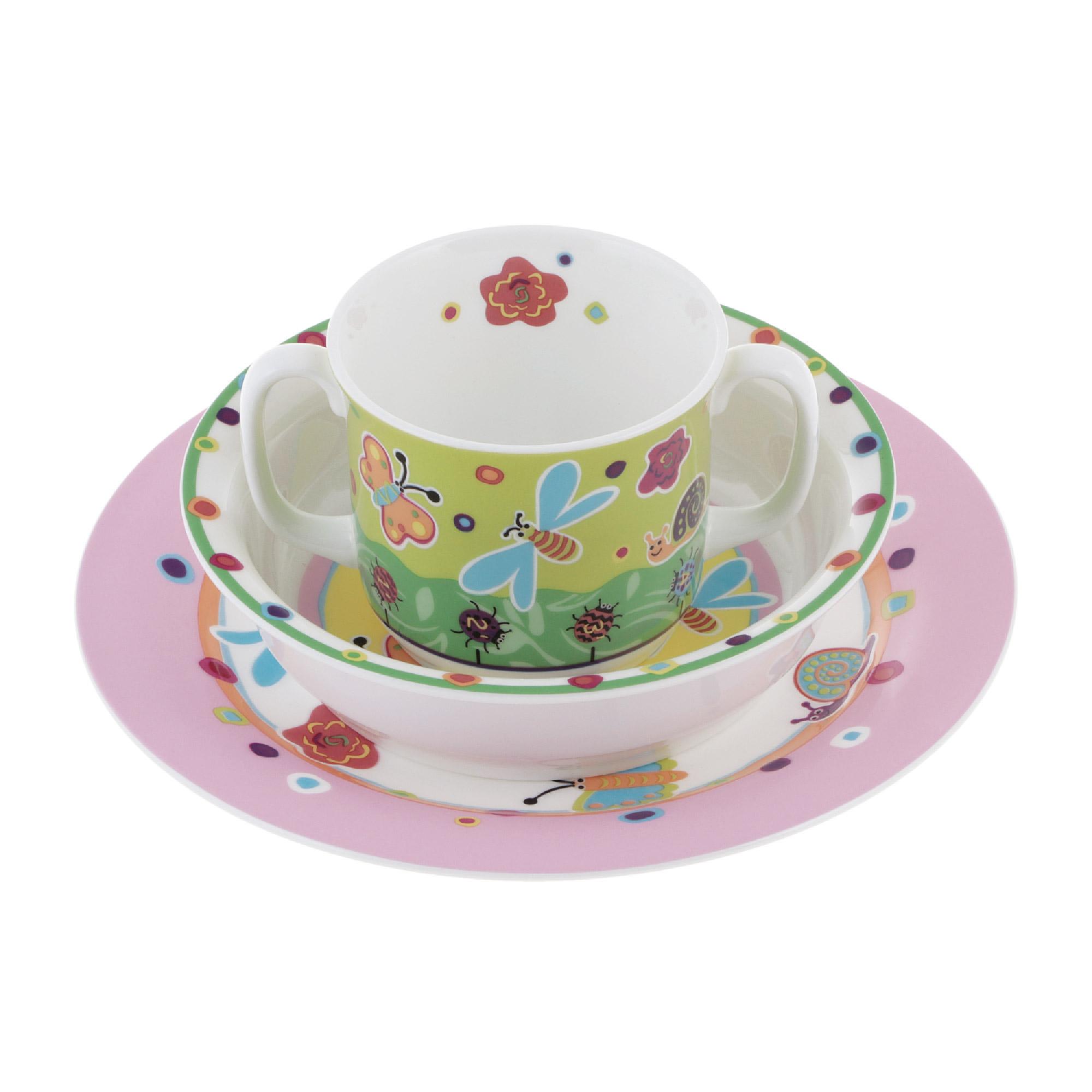 Набор посуды Hankook Пикник 3 предмета