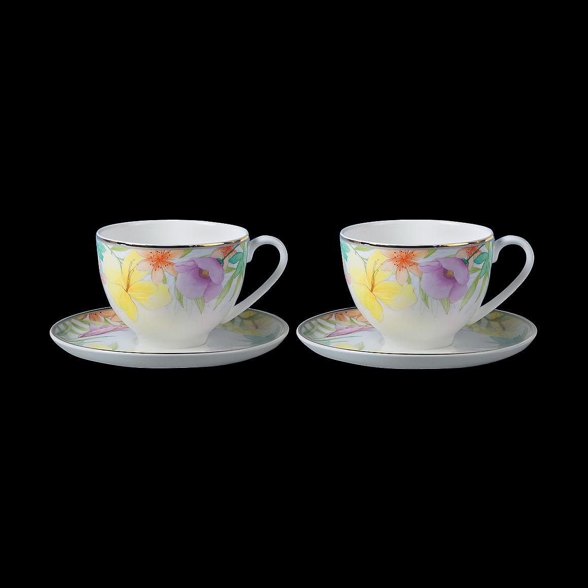 Набор чайный Hankook/Prouna Скарф на 2 персоны