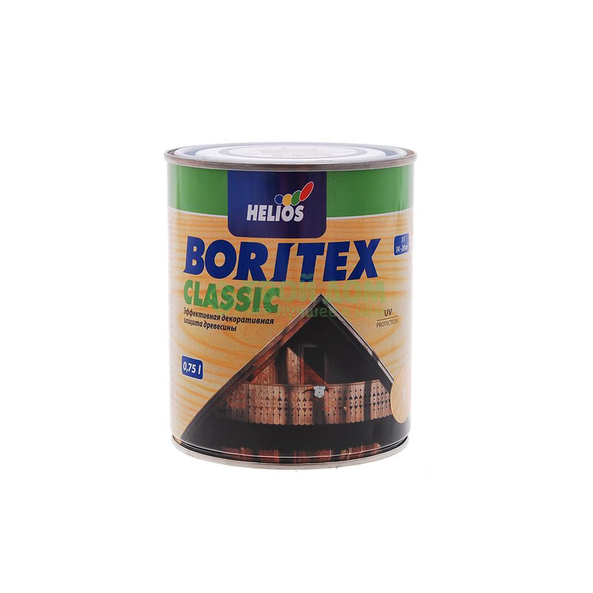 Антисептик Helios Boritex Classic 0,75л Черешня фото