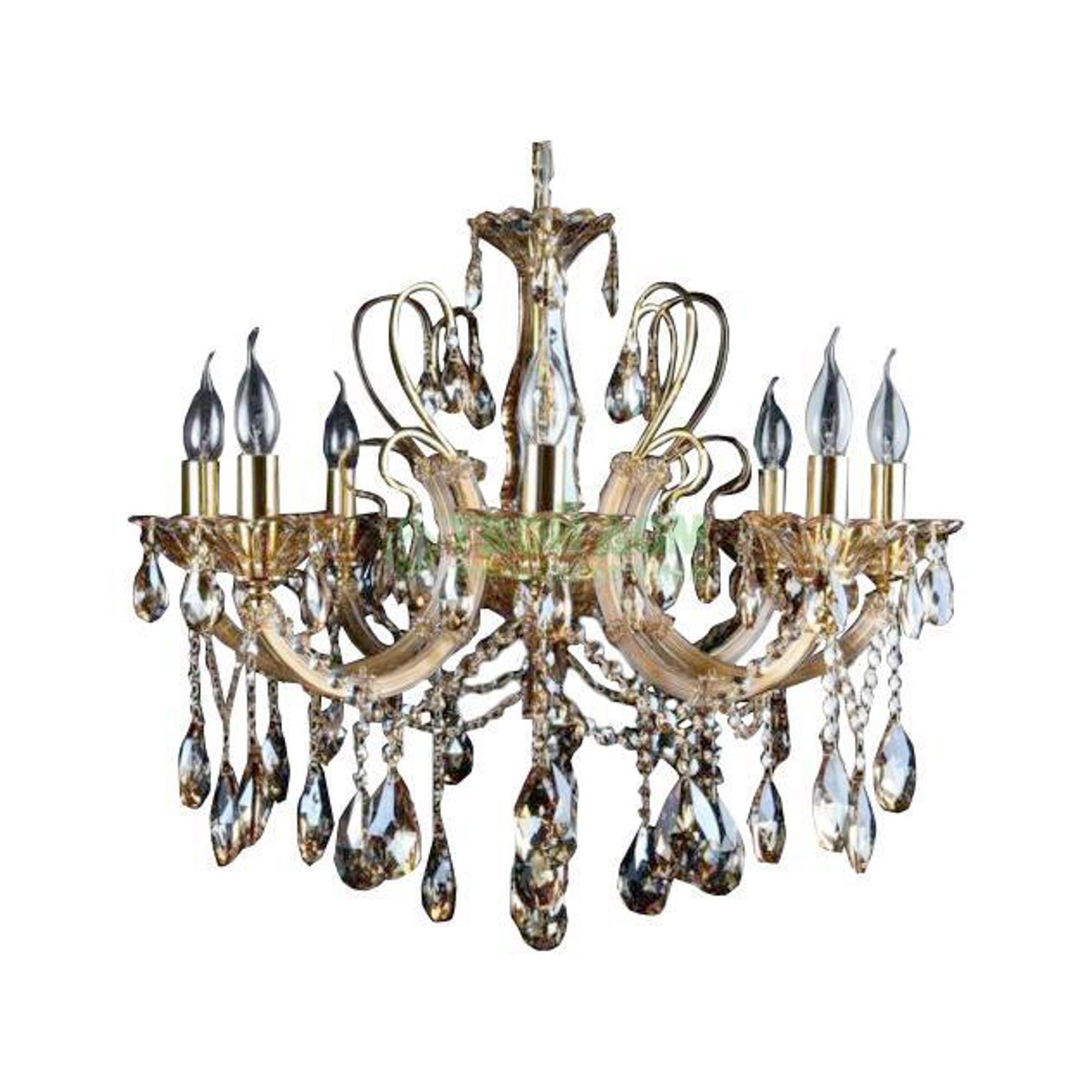 Люстра подвесная Huayi lighting 89423/8 бра huayi lighting hsb89565 1