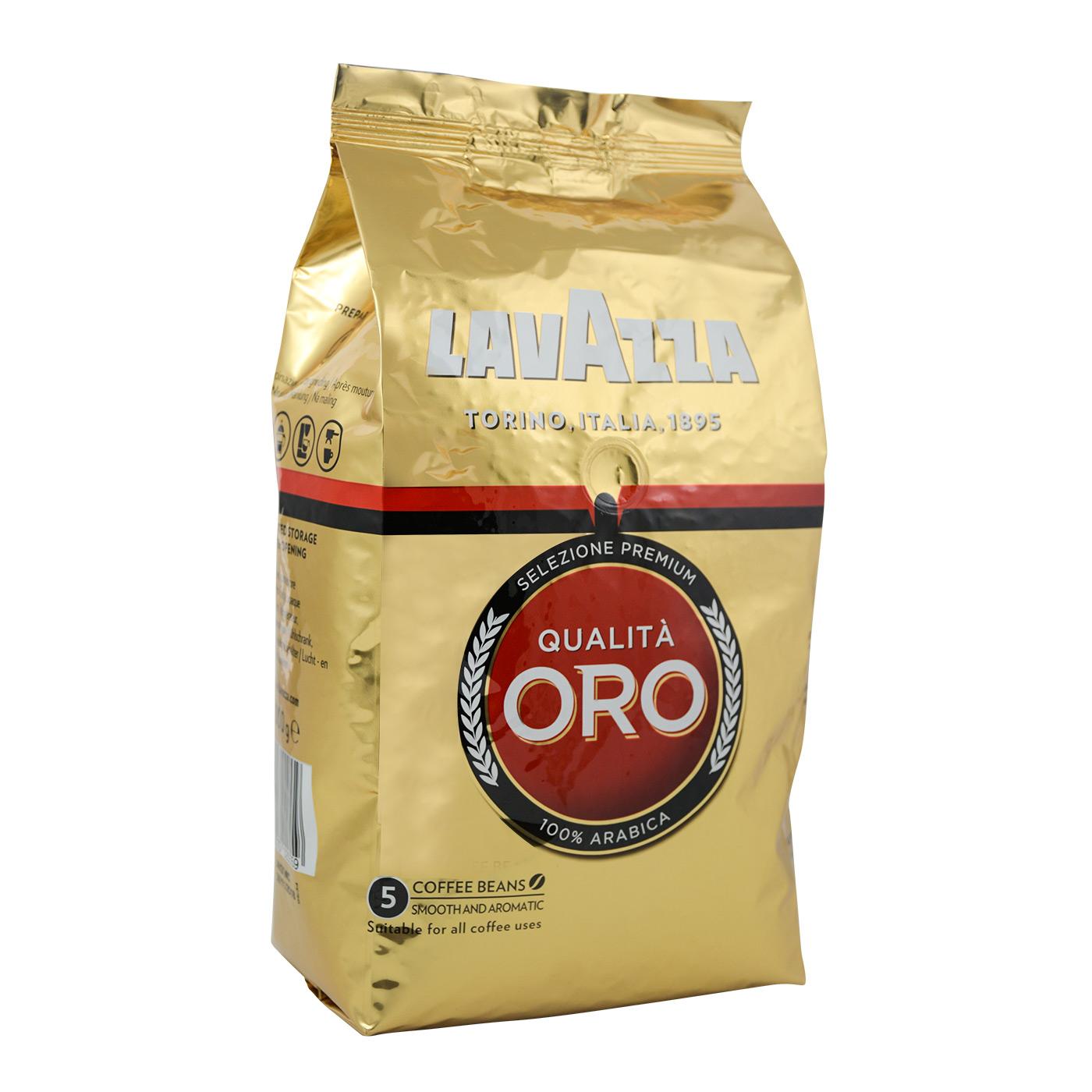 Кофе в зернах Lavazza Qualita Oro 1 кг кофе в зернах lavazza qualita rossa 1 кг