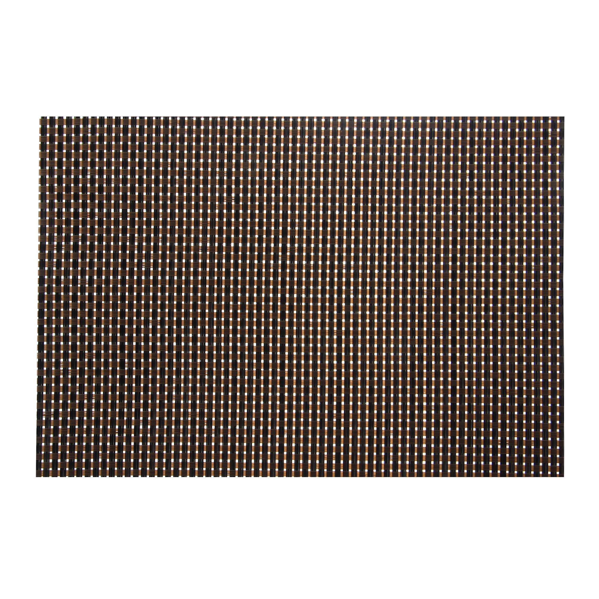 Фото - Салфетка под посуду темно-коричневая с медным Asa selection tabletops 30х45 см салфетка под посуду asa selection tabletops 46x33 см