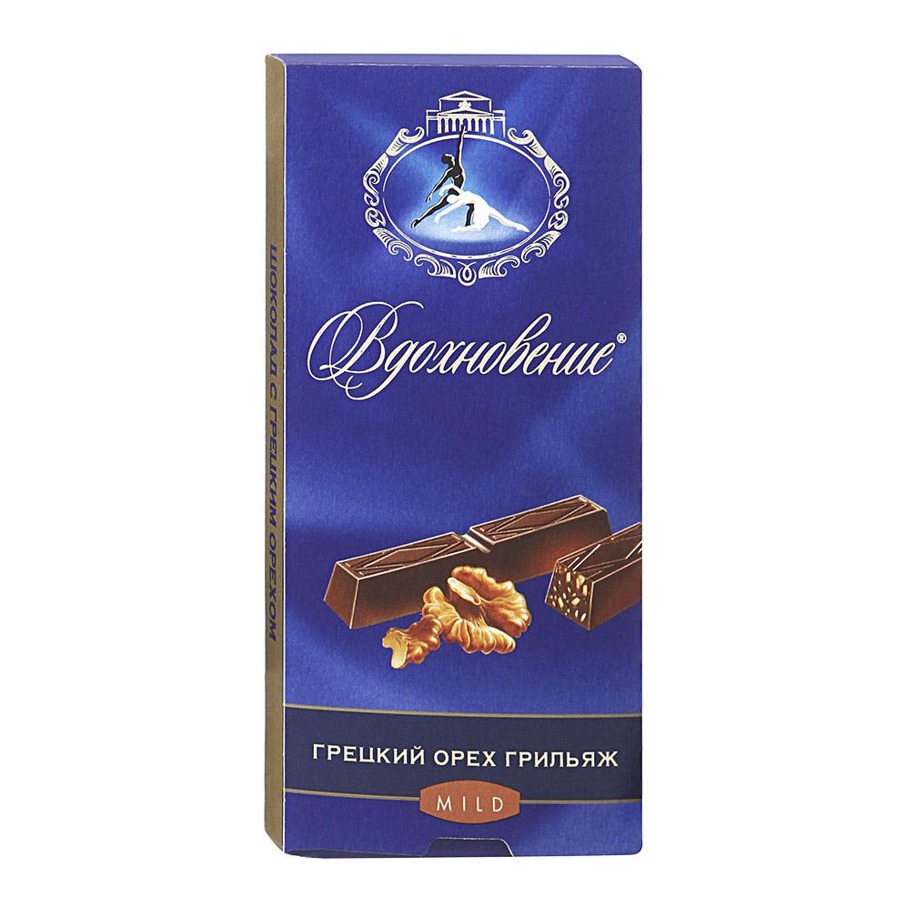 кедровый грильяж сибирские афины с вишней 125 г Шоколад Вдохновение Грецкий орех Грильяж 100 г