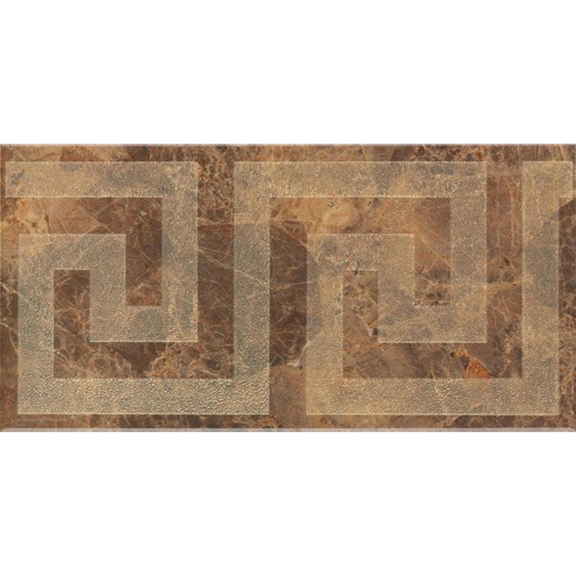 Декор Mainzu Ceramica Petra Greca Oro 15x30 см PT01196