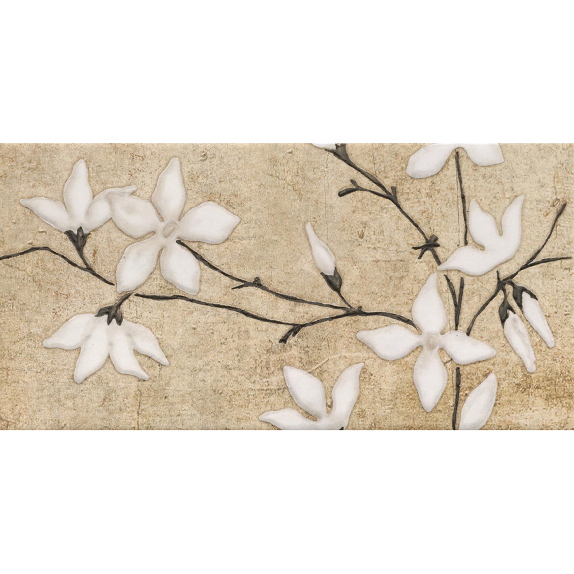 Декор Mainzu Ceramica Wood Decor Almond Gold 15x30 см PT00441