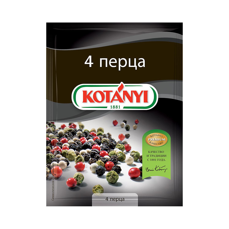 Смесь 4 перца Kotanyi 20 г смесь перцев kotanyi 4 перца 20 г