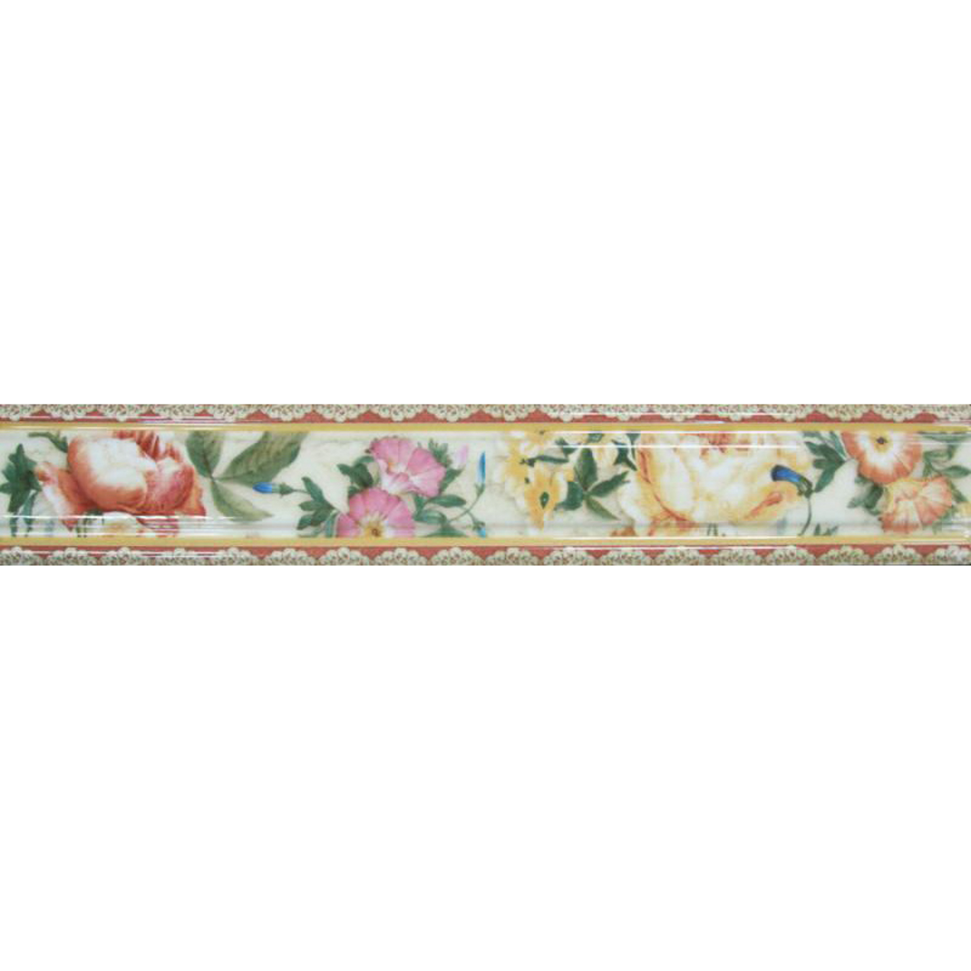 Бордюр Mainzu Ceramica Meknes Cenefa Crema 5x30 см PT01359