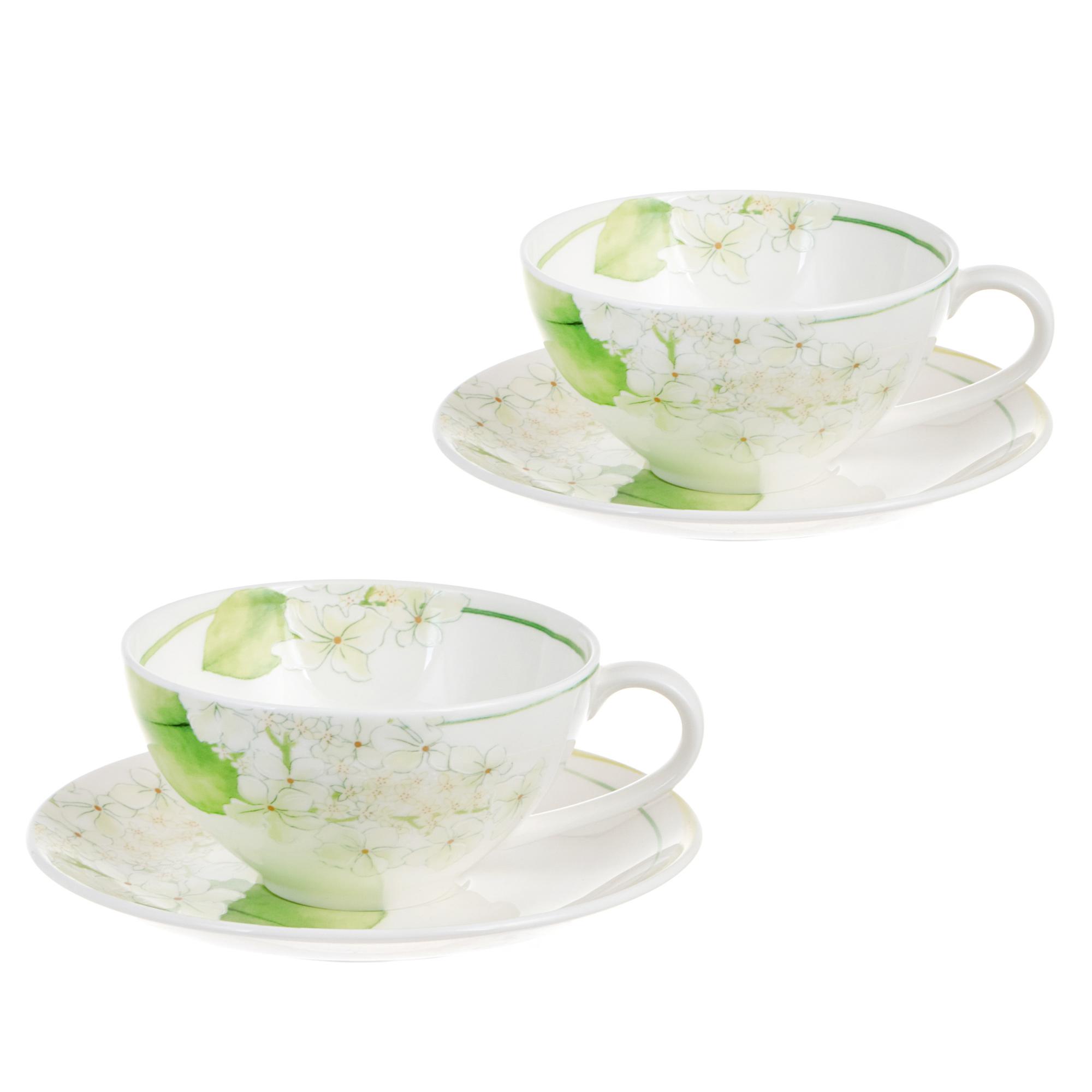 Набор чайный Hankook Гераниум 2 персоны