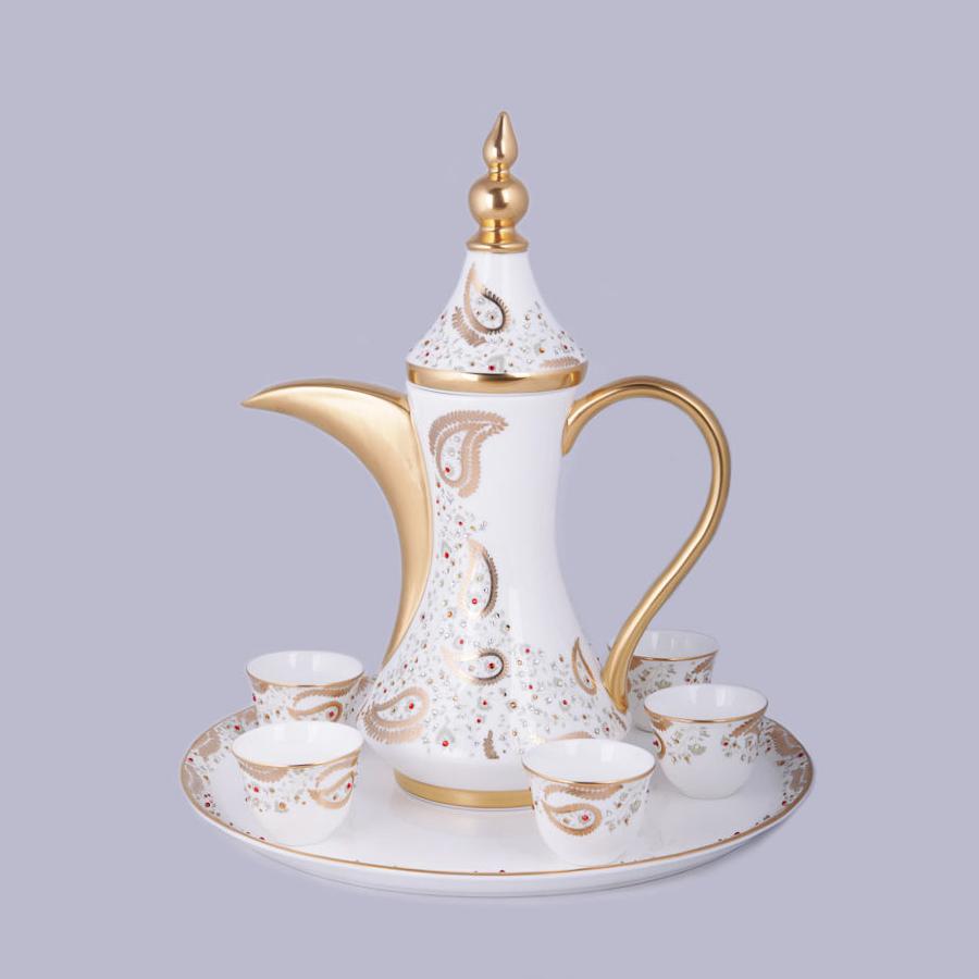 Сервиз кофейный Hankook/Prouna на 6 персон