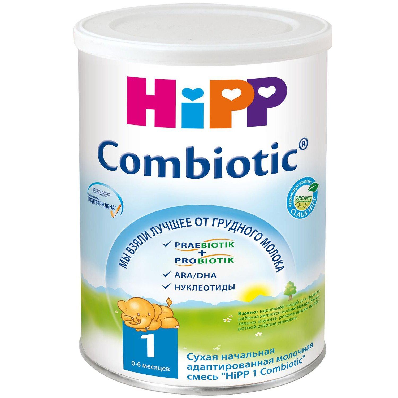 Смесь молочная Hipp 1 Сombiotic с 0 до 6 месяцев 350 г