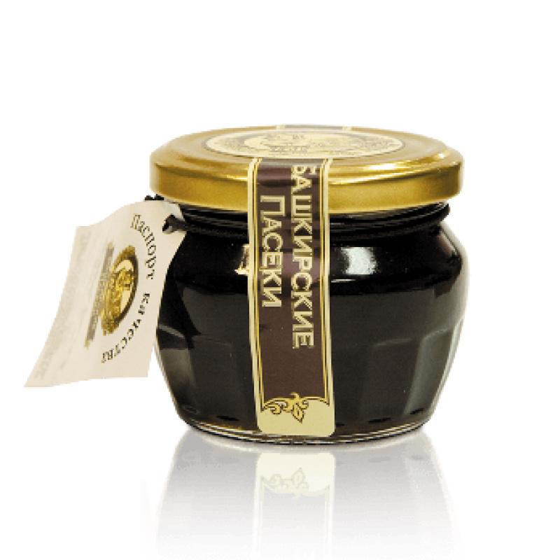 Мед Башкирские пасеки Гречишный 180 г луговица мед натуральный гречишный 250 г