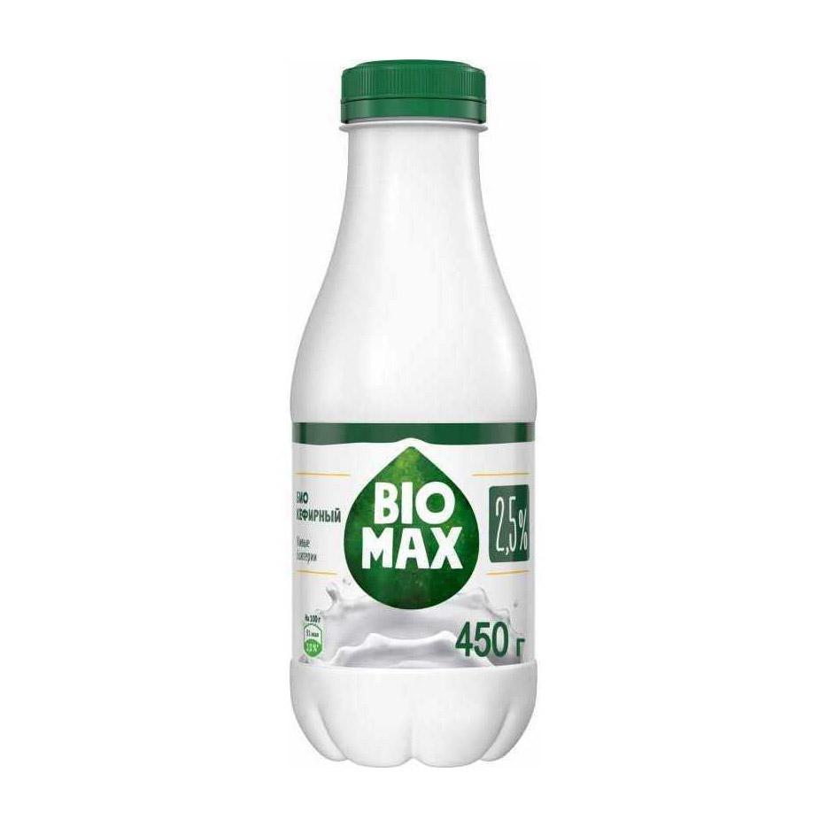 Биокефирный продукт BioMax 25% 450 г.