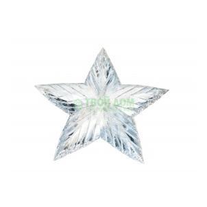 Игрушка KaemingK Звезда 10см серебристая (517077)