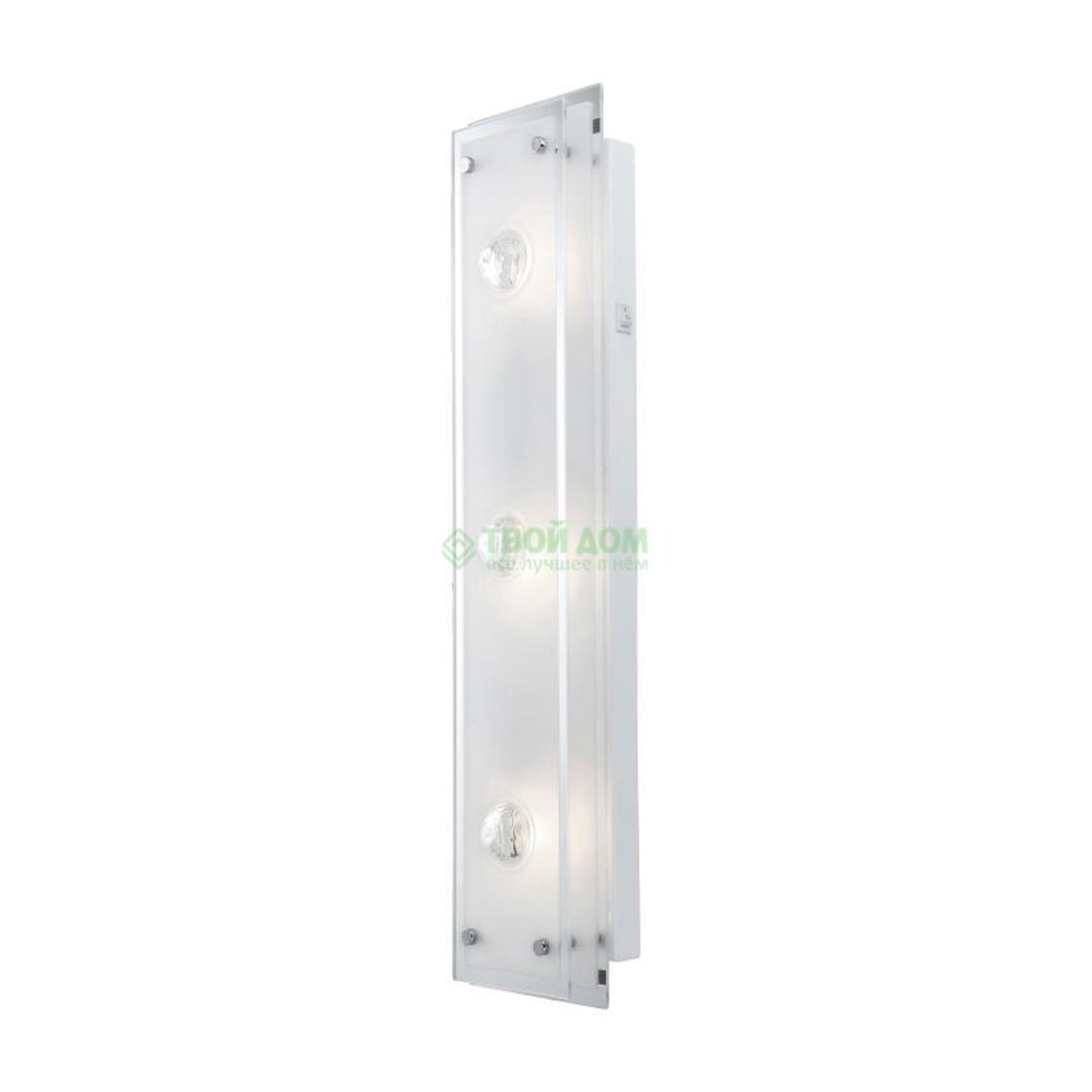 Настенный светильник Globo 48328-3W (48328-3W)