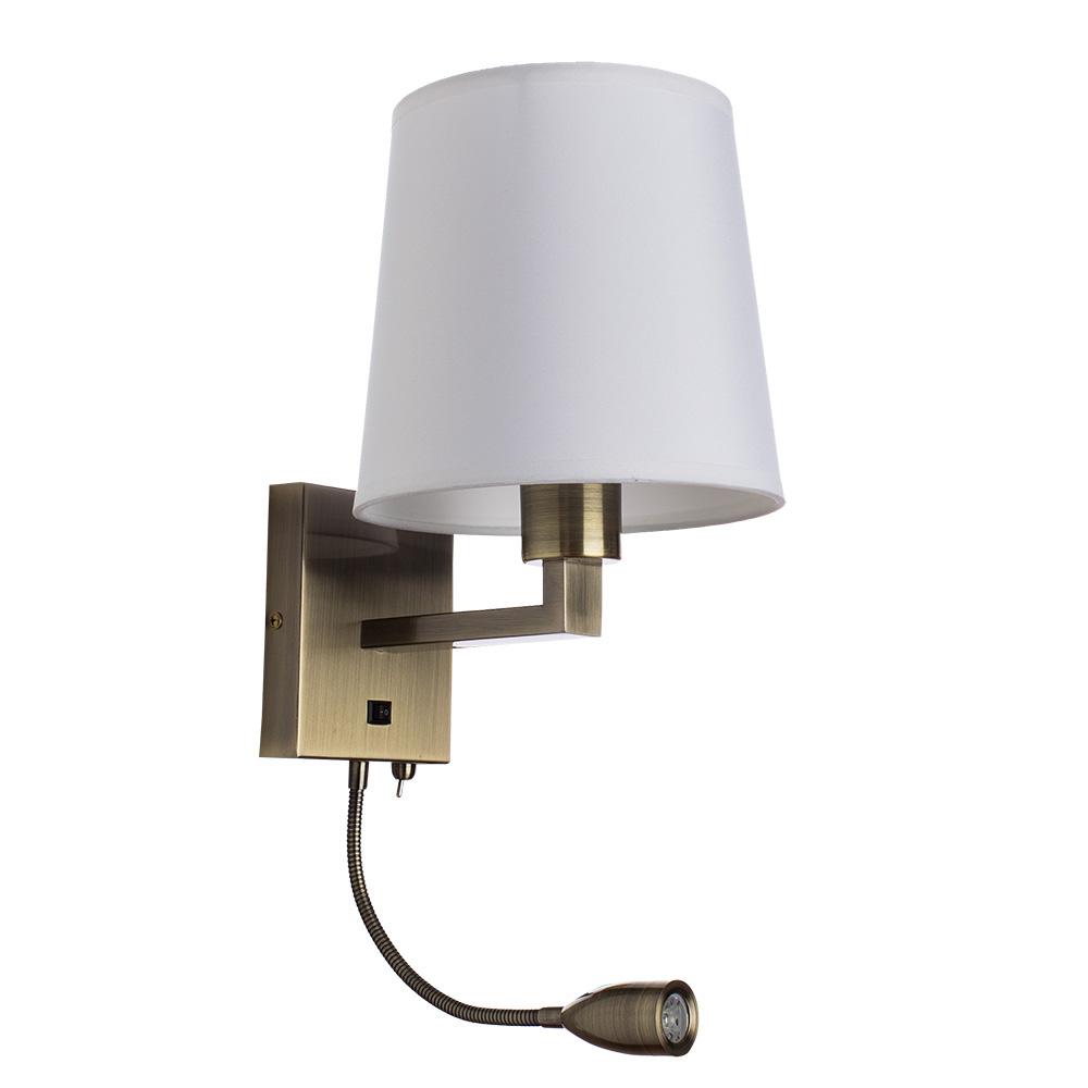 Светильник настенный Arte Lamp Hall A9246AP-2AB