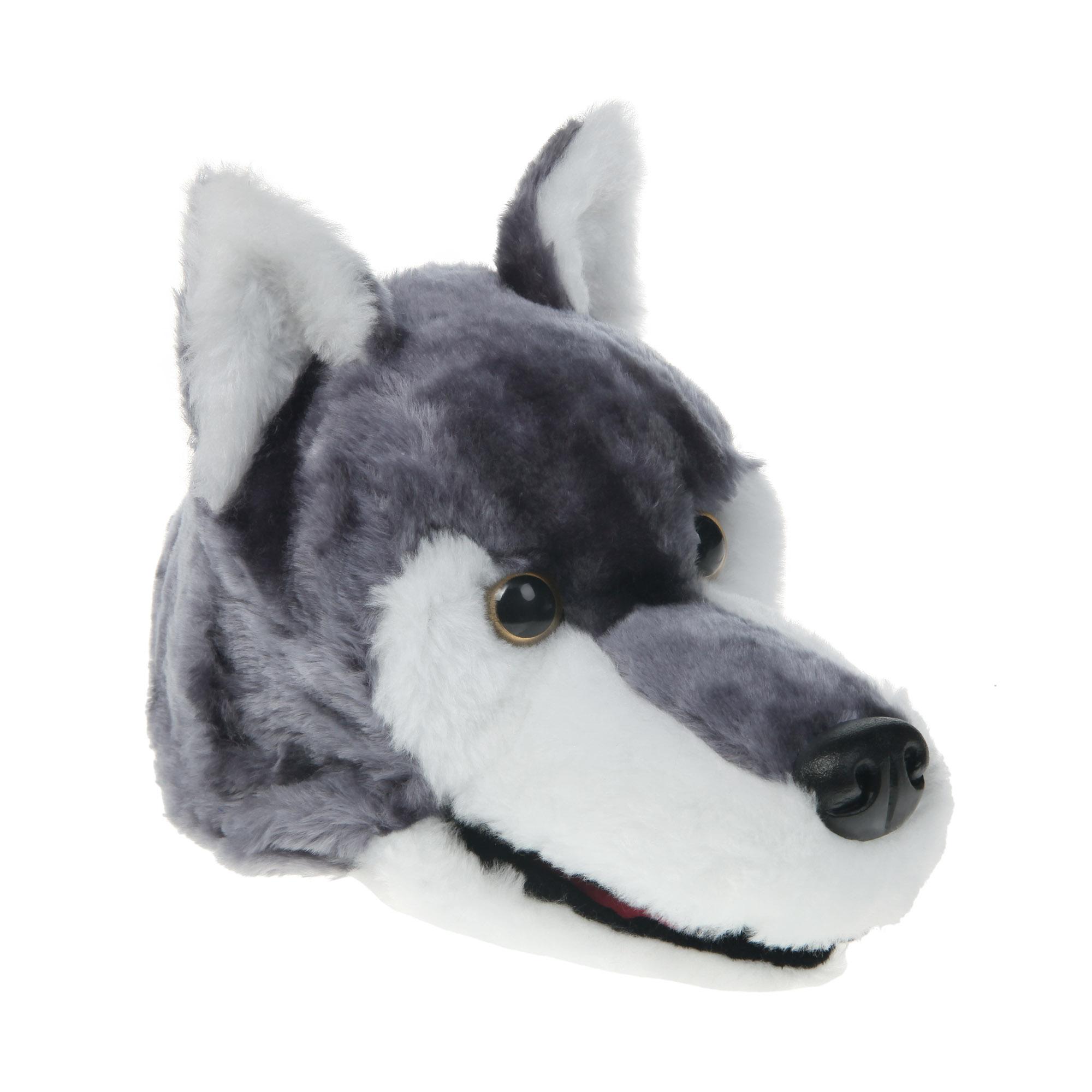 Карнавальная шапочка волка Perfectech