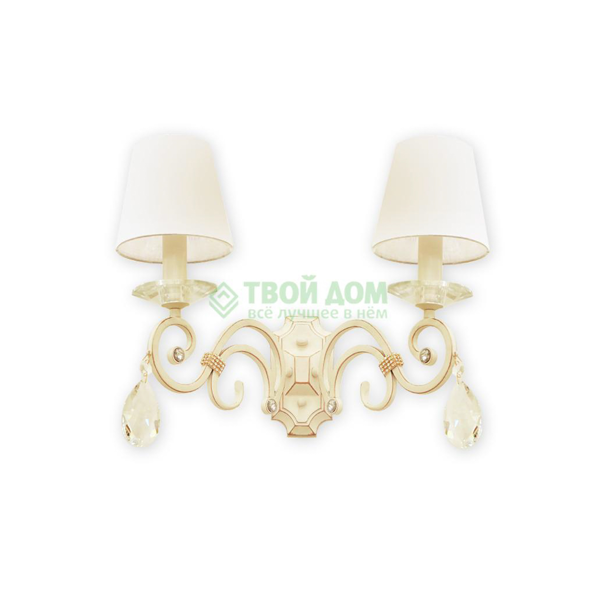 Бра Huayi Lighting 1141/2N бра huayi lighting hsb89565 1