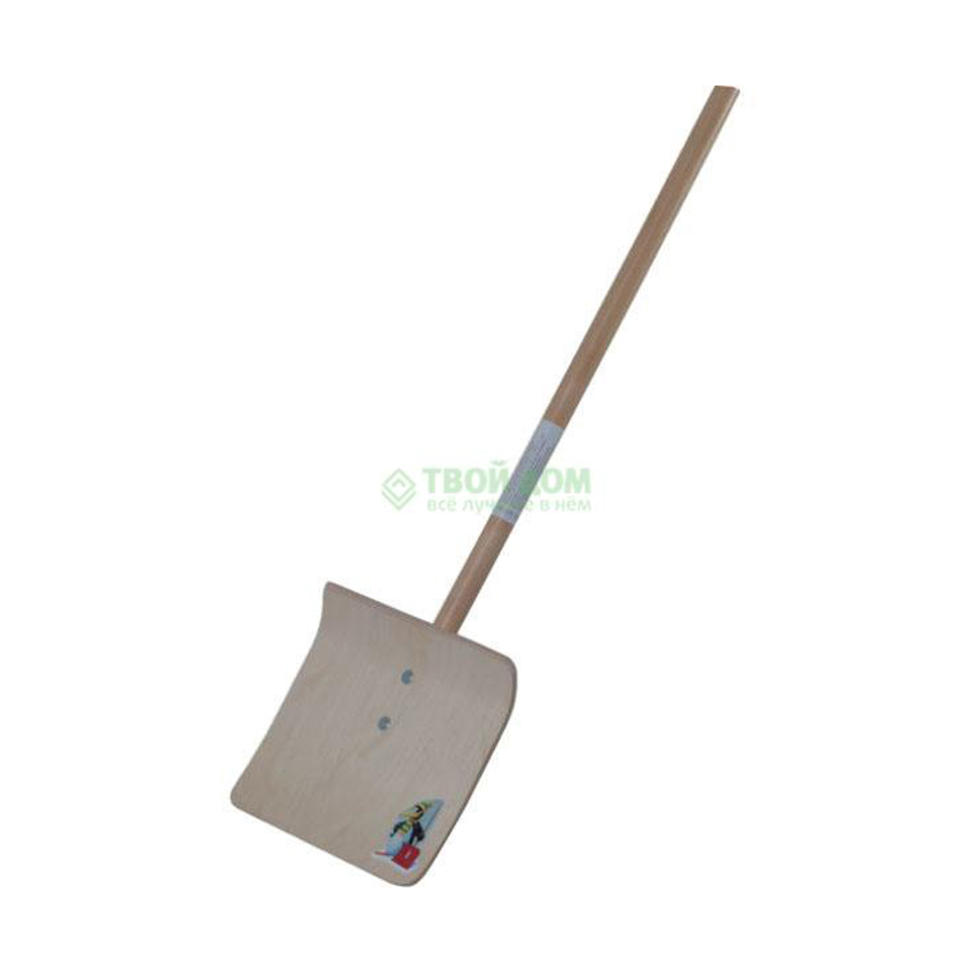 Лопата для чистки снега детская Freund victoria (2020501)