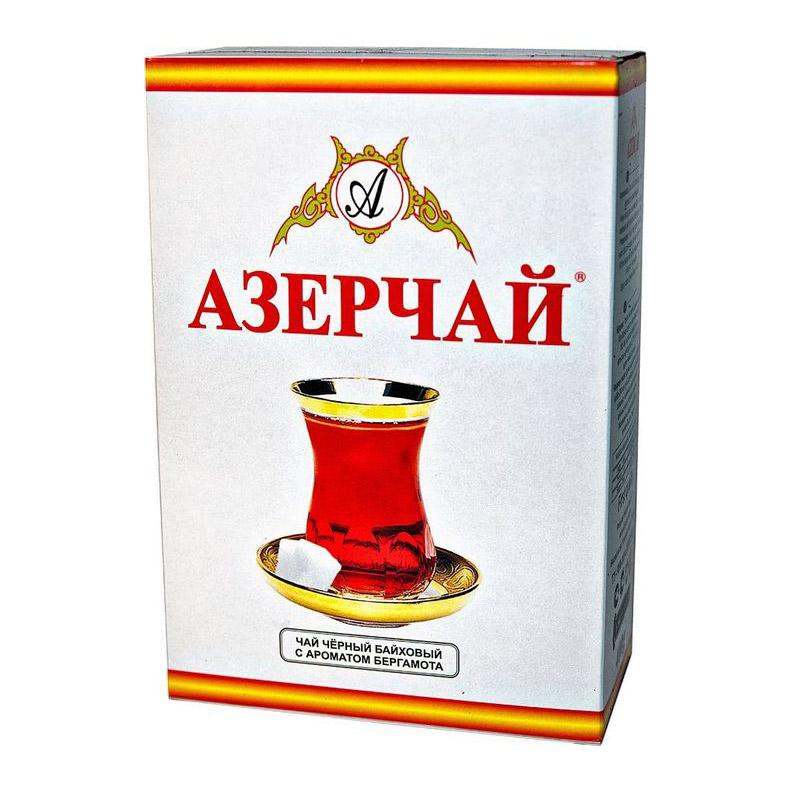 Чай Azercay черный байховый с ароматом бергамота 100 г недорого