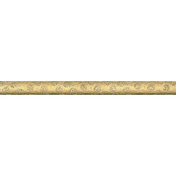 Бордюр Kerama Marazzi Карандаш Золото Матовый 25х2 A6566/78