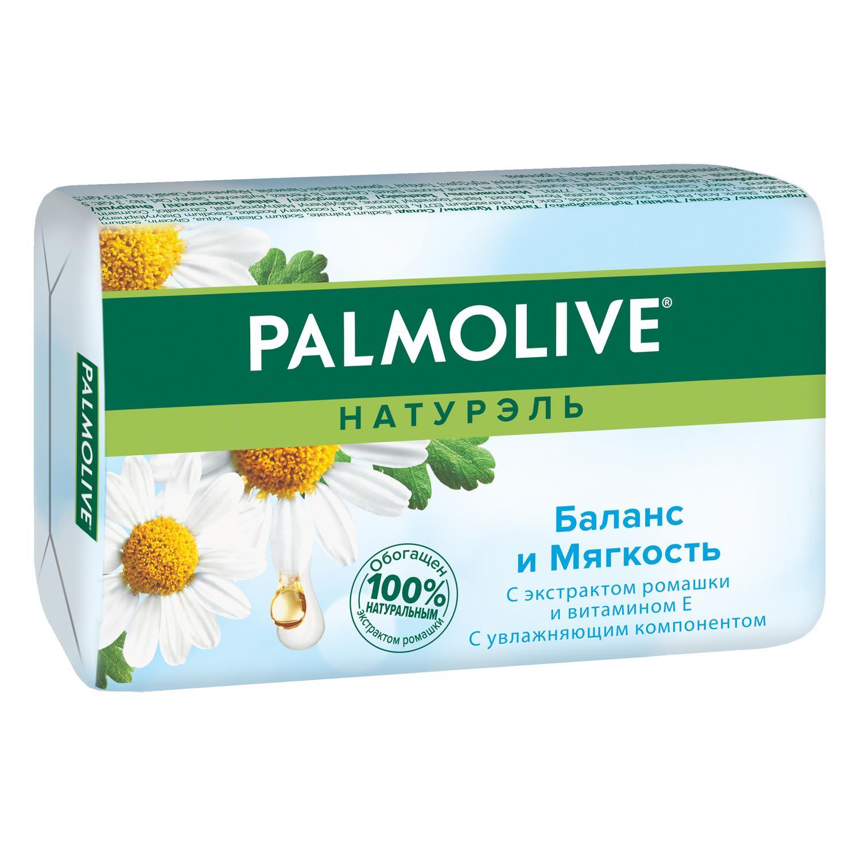 Фото - Мыло Palmolive Натурэль Баланс и Мягкость 90 г мыло palmolive баланс и мягкость ромашка и витамин е 4 шт 90 г