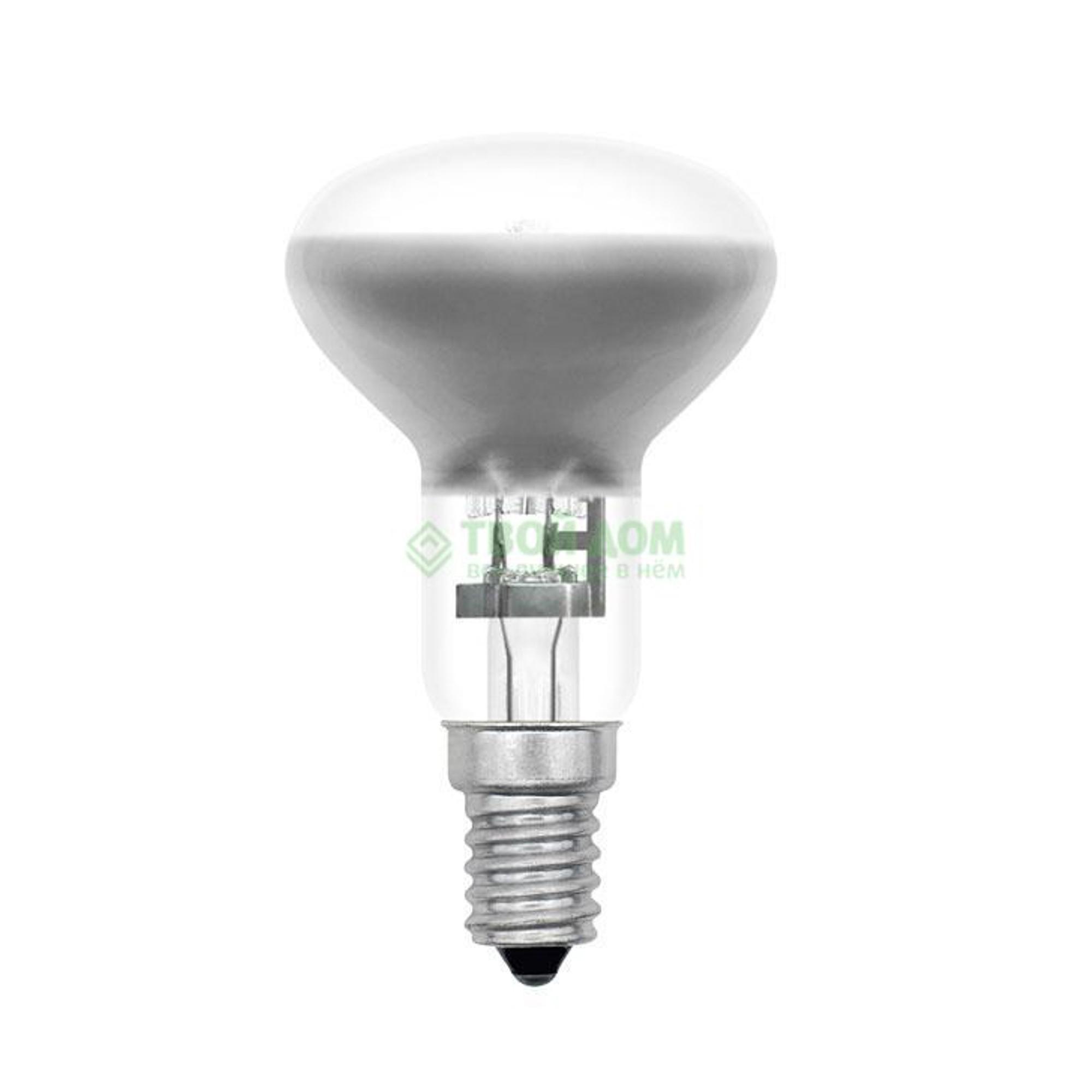 Лампочка галогеновая UNIEL HCL-42/CL/E14 REFLECTOR