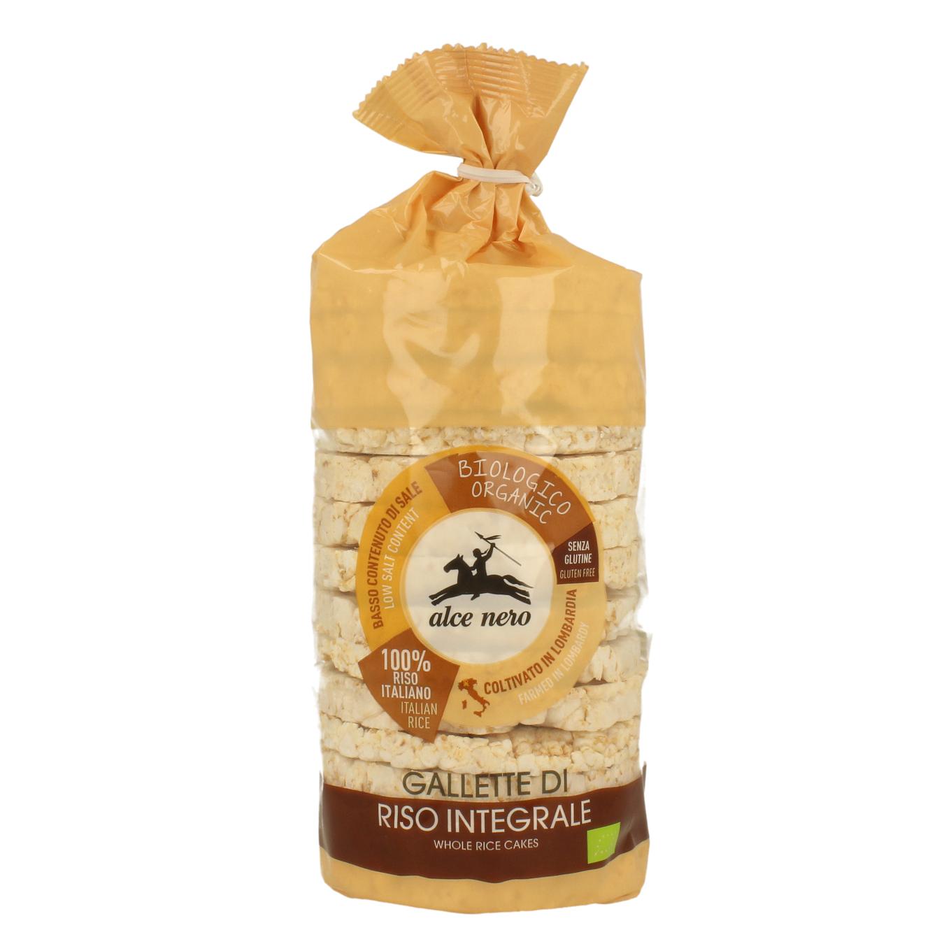 шоколад alce nero горький с дроблеными зернами какао плиточный 100 г Хлебцы рисовые Alce Nero 100 г