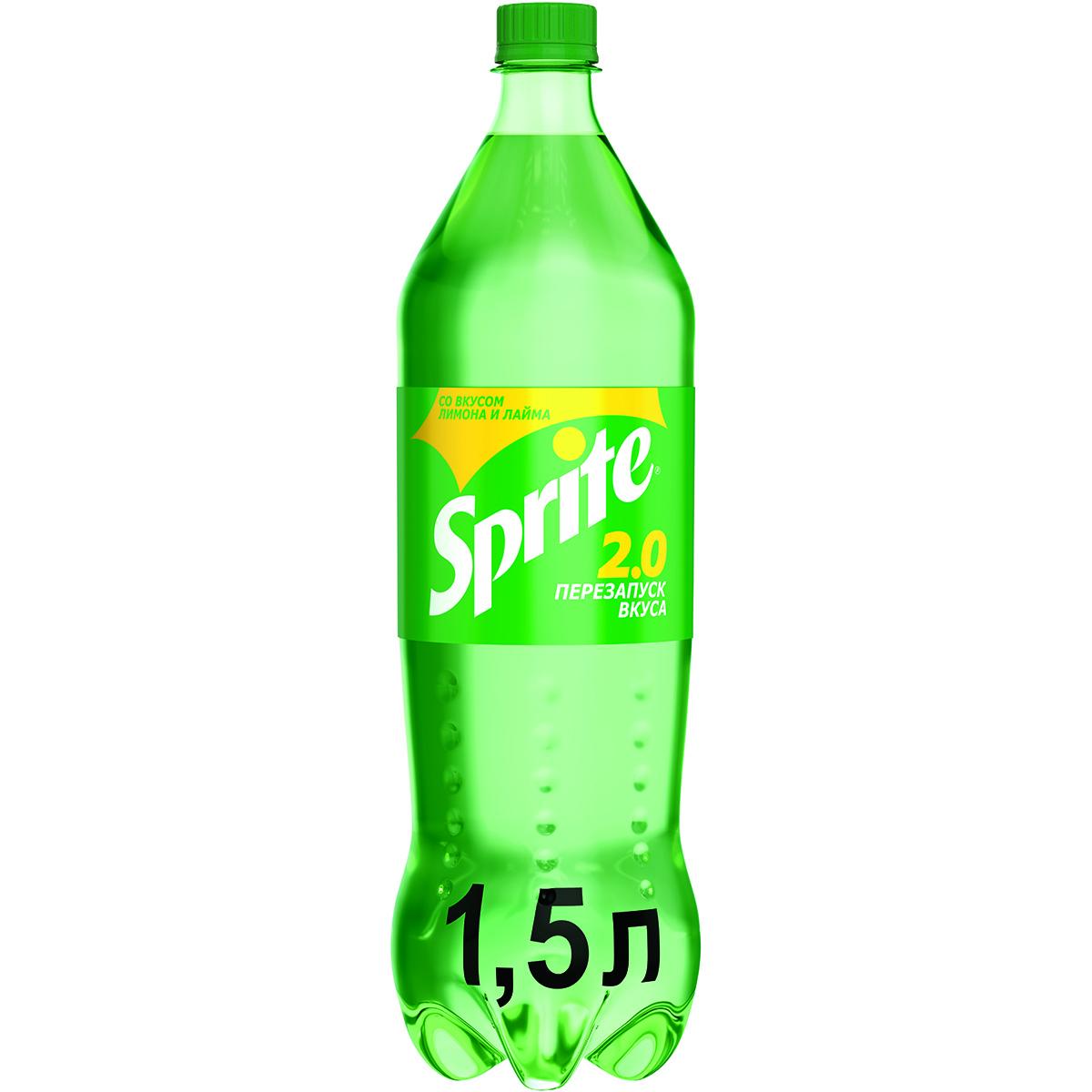 Напиток газированный Sprite 1,5 л фото