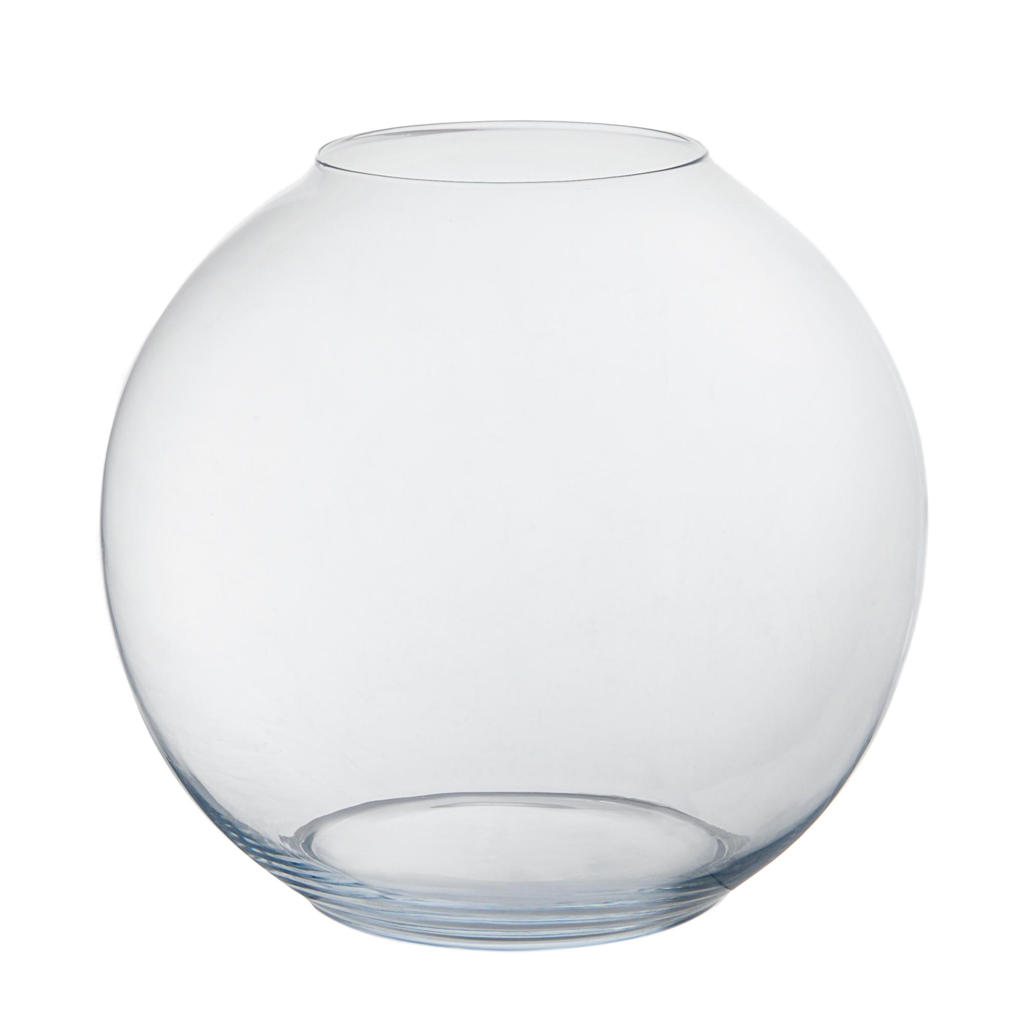 Ваза Hackbijl glass bubble ball 17158