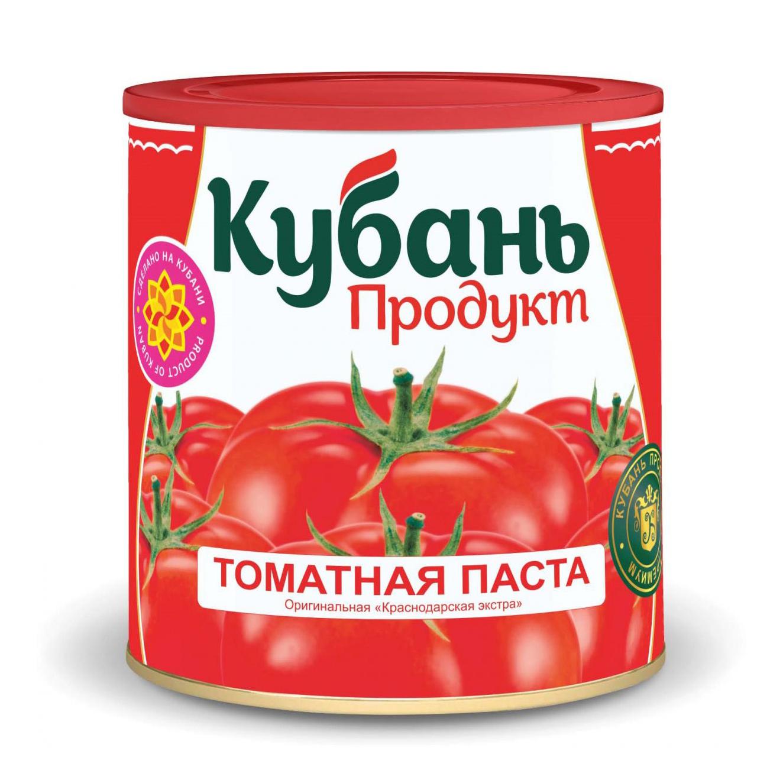 Паста томатная Кубань Продукт 770 г