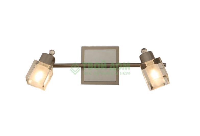 Настенный светильник ESTO ICE. ХРОМ. 2XG9 40W