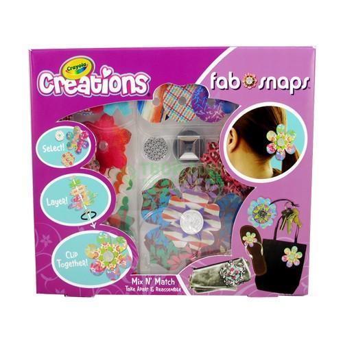 Купить Crayola Набор модных аксессуаров (04-1100), Китай, пластик, для мальчиков, Творчество