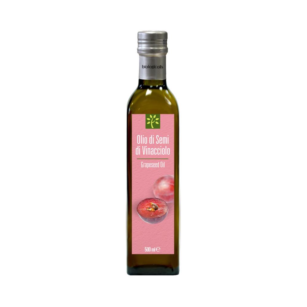 Масло Casa Rinaldi BiologicOils из виноградных косточек 500 мл