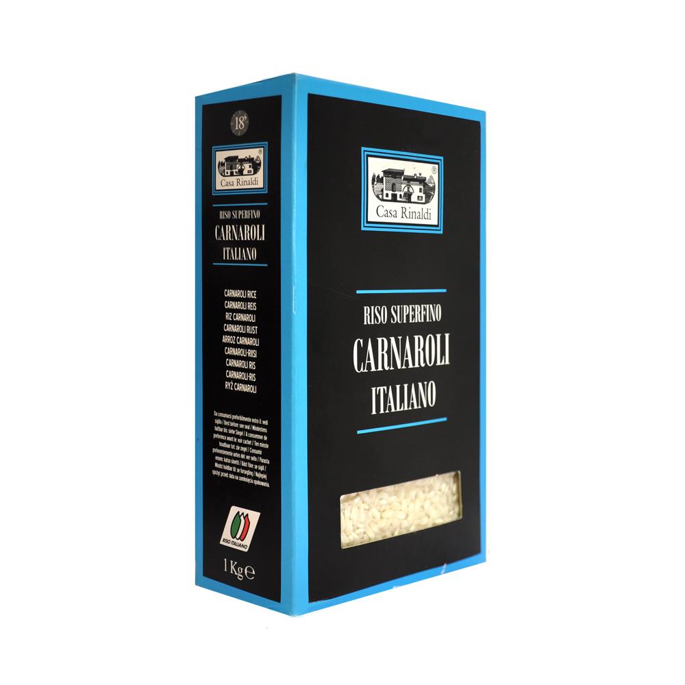Рис Casa Rinaldi Карнароли среднезерный обрушенный 1 кг рис casa rinaldi карнароли длиннозёрный полуобрушенный 500 г