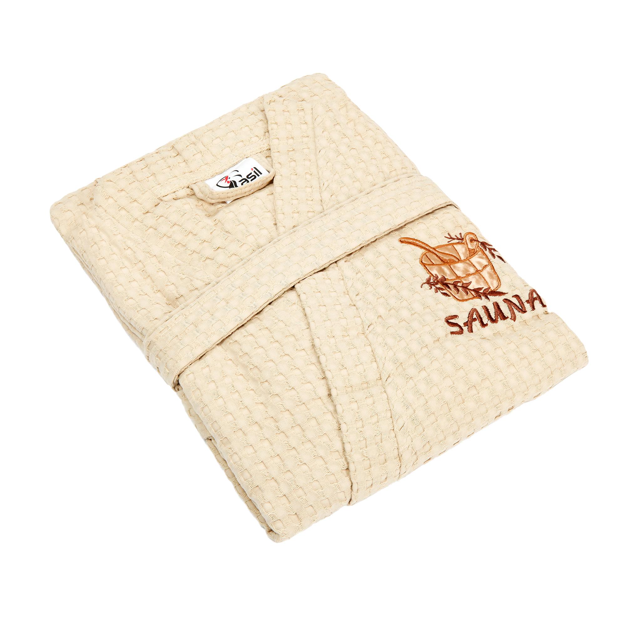 халат roberto cavalli araldico xxl brown Халат мужской Asil sauna kimono brown xxl вафельный
