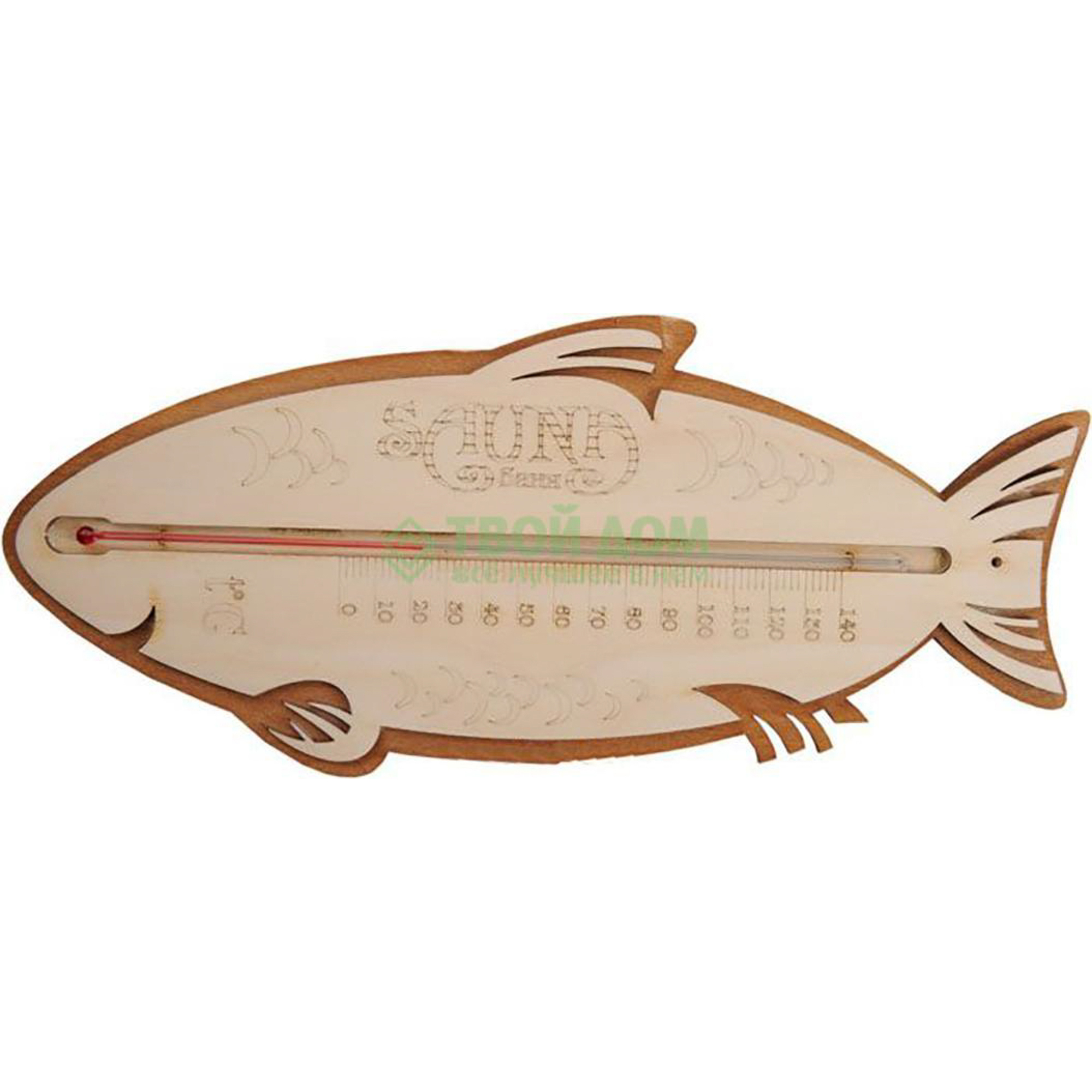 Термометр Доктор Баня рыба
