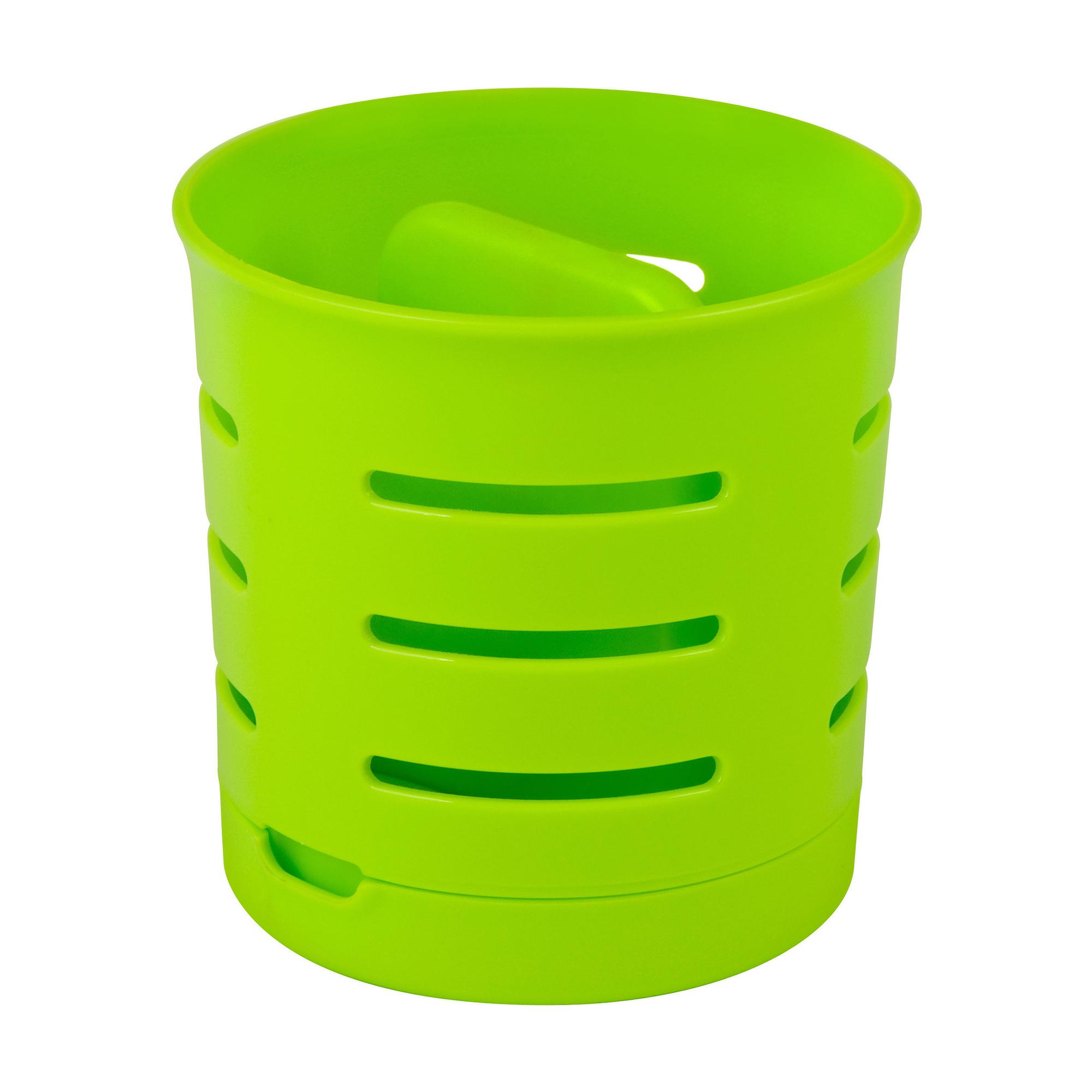 Сушилка для столовых приборов Curver двухкамерная (03410/03410-598-00) фото