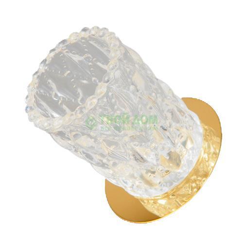 Встраиваемый Elvan Ct630-Cl/Gd светильник точечный675 cl gd elvan